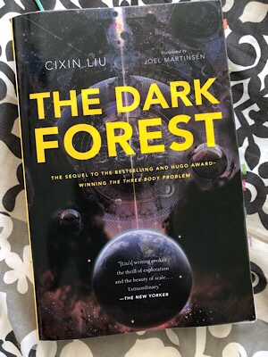 The Dark Forest - Book Review